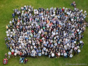 Group photo for the 11th ICOP, in July 2016 (Credit: Alfred-Wegener-Institut/Jan Pauls)